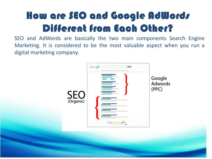 How are SEO and Google