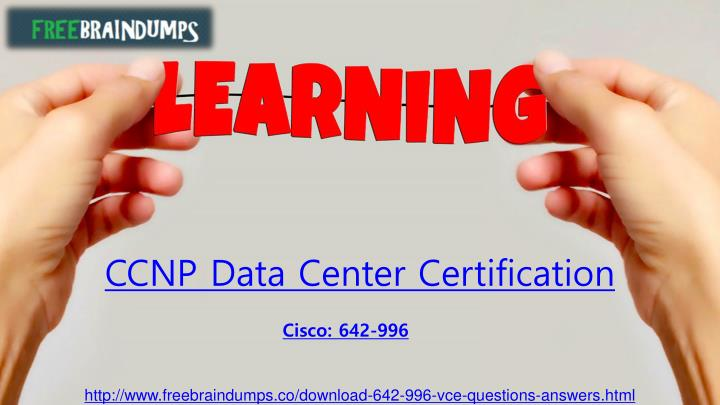 CCNP Data Center Certification