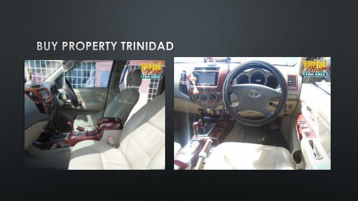Buy Property Trinidad