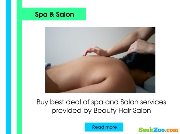 Spa & Salon