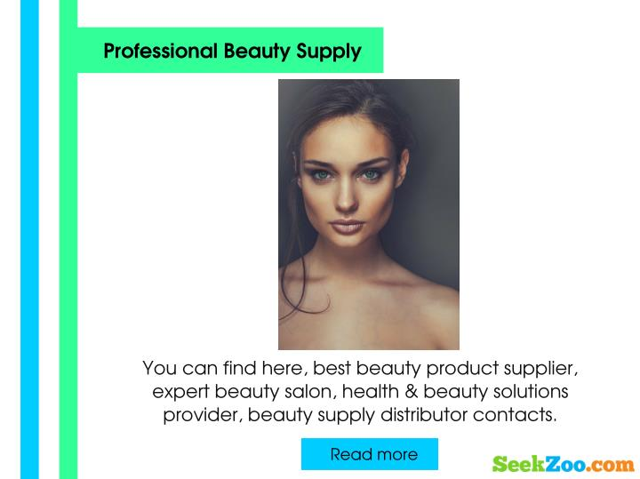Professional Beauty Supply