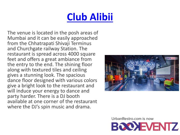 Club Alibii