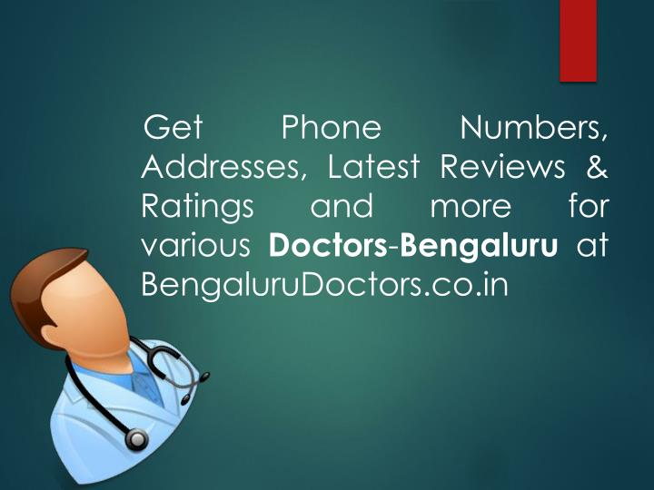 Get Phone Numbers, Addresses, Latest Reviews & Ratings and more for various