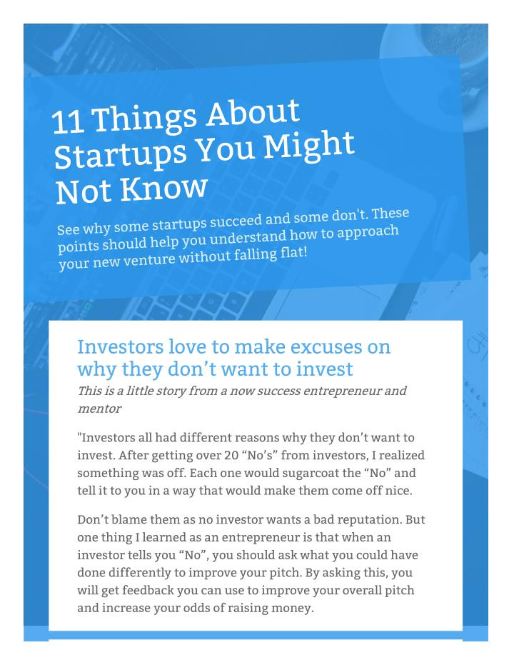 11 Things About