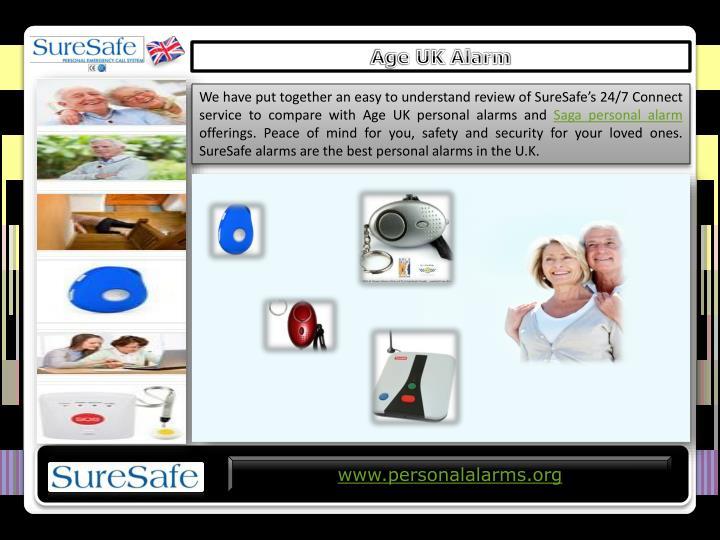 Age UK Alarm