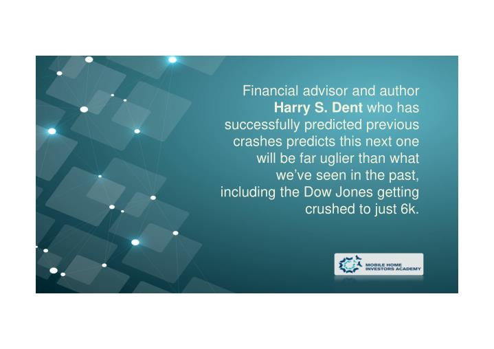 Financial advisor and author