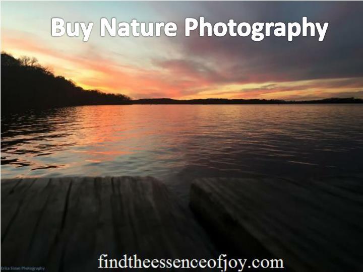 Buy Nature