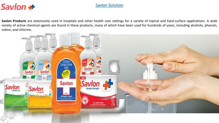 Savlon solution1