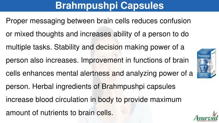Brahmpushpi Capsules