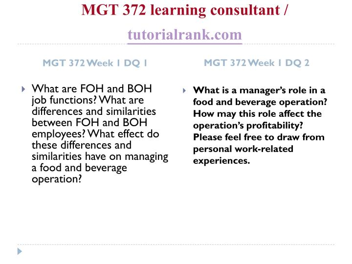 Mgt 372 learning consultant tutorialrank com2
