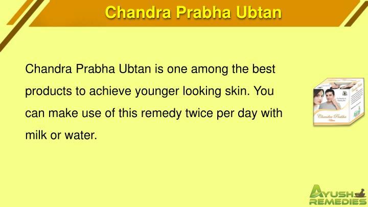 Chandra Prabha Ubtan