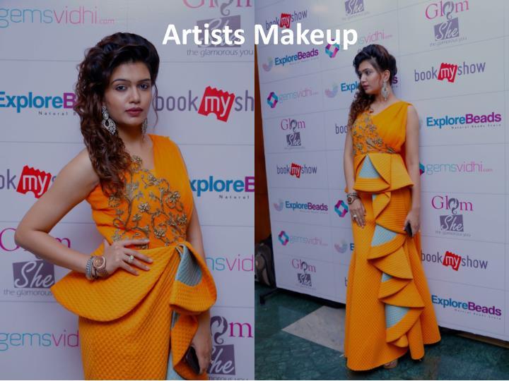 Artists Makeup