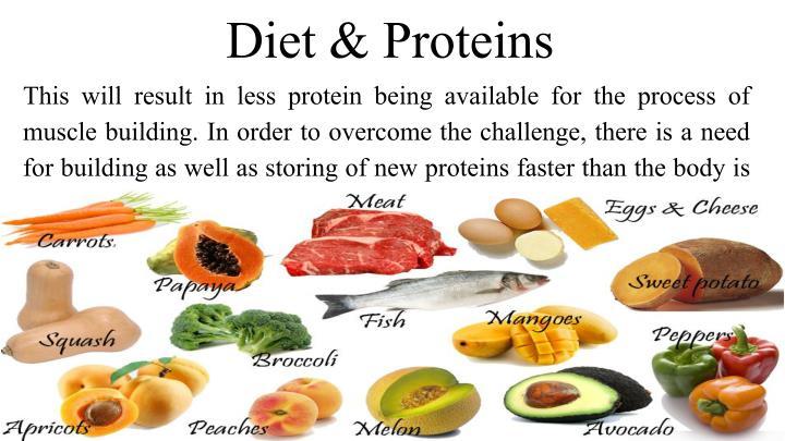 Diet & Proteins