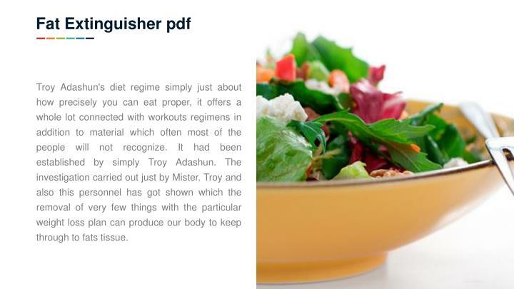 Fat Extinguisher pdf