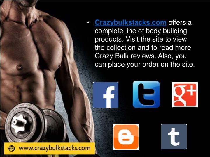 Crazybulkstacks.com