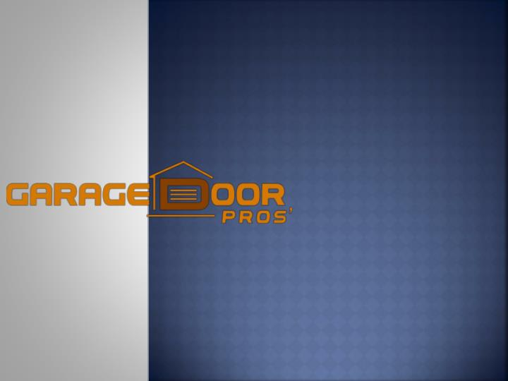 Garage door service davie garage door pro s
