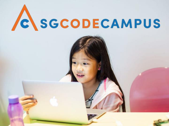 Creative learning center singapore sg code campus