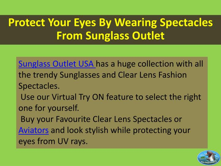 Sunglass Outlet USA