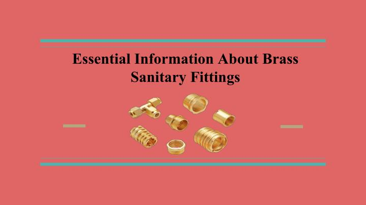 Essential Information About Brass