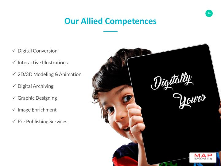 Our Allied Competences