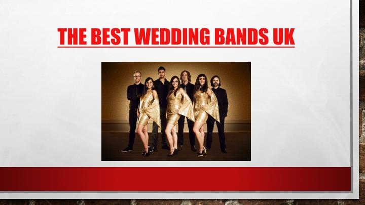 The best wedding bands