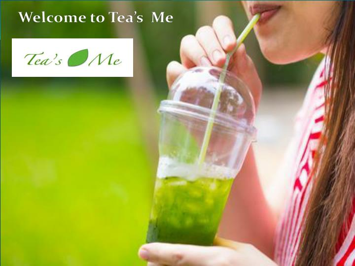 Welcome to Tea's  Me