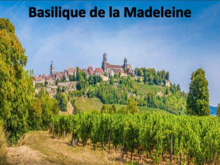Basilique de la Madeleine