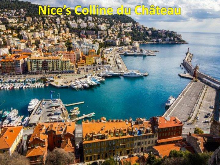 Nice's Colline du Château