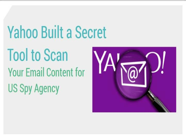 Yahoo built a secret tool to scan your email content cr risk advisory