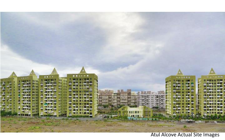Atul Alcove Actual Site Images