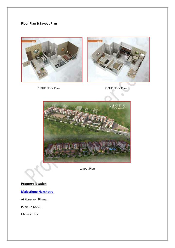 Floor Plan & Layout Plan