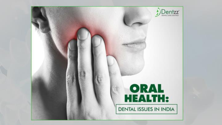Dental abscesses and infection in gums