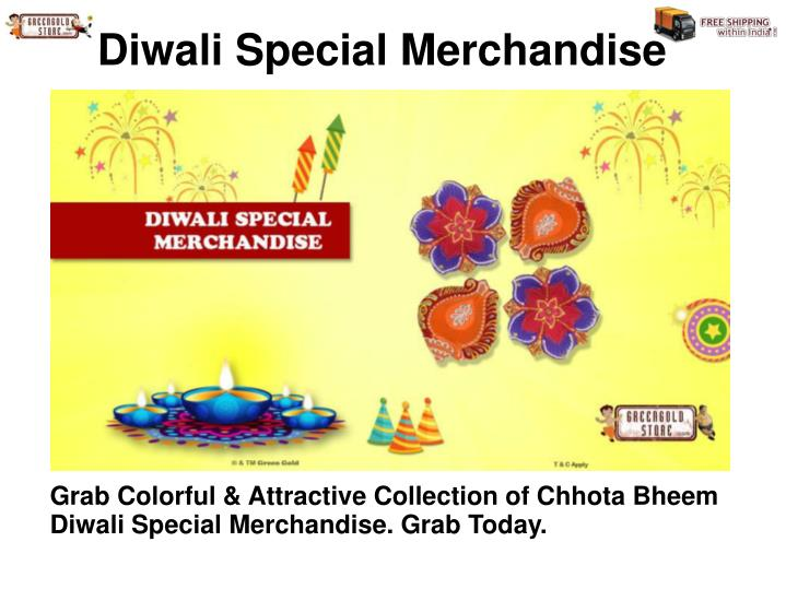 Diwali Special Merchandise