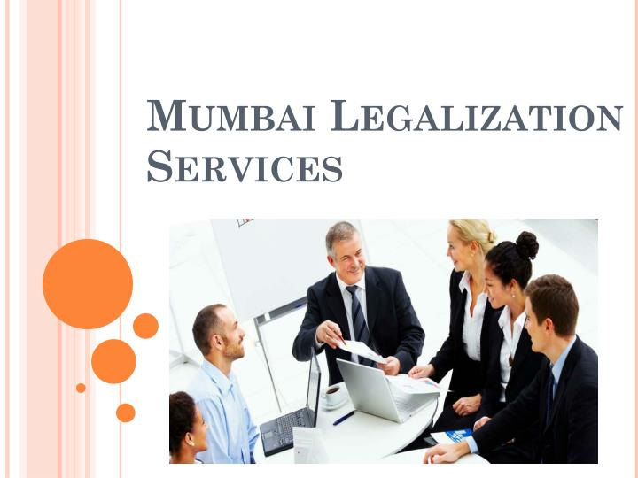 Mumbai legalization services