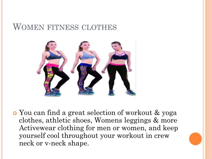 Women fitness clothes