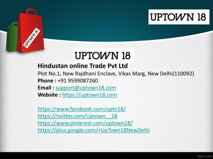 Hindustan online Trade Pvt Ltd