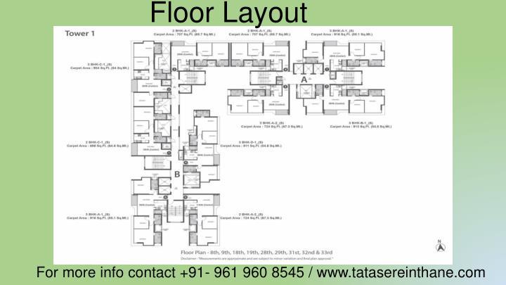 Floor Layout