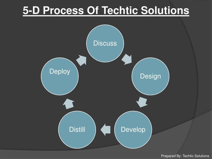 5-D Process Of Techtic Solutions