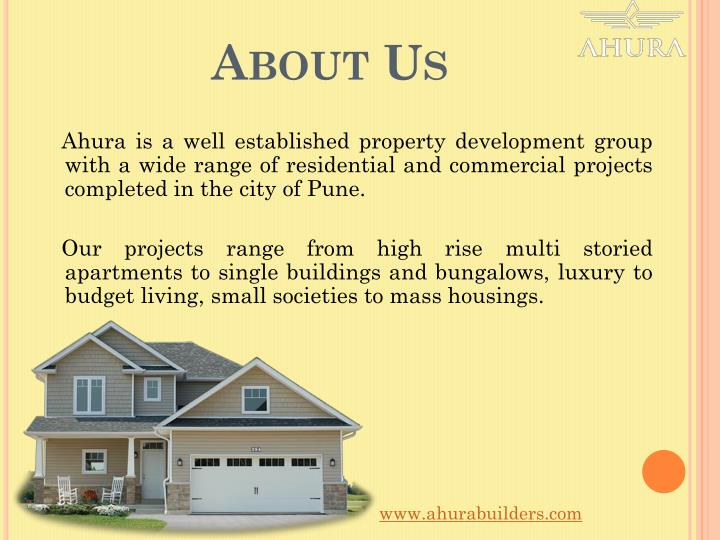 Top real estate companies in pune ahura builders