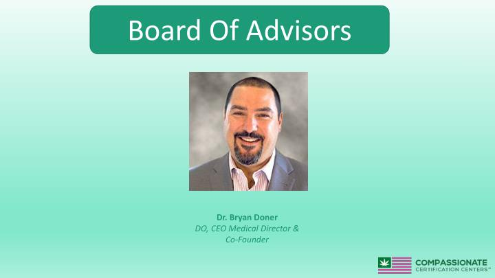 Board Of Advisors