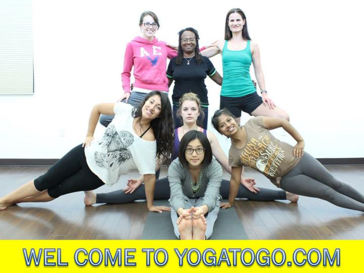 WEL COME TO YOGATOGO.COM
