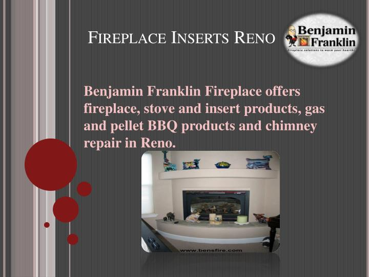 Fireplace inserts reno 7424210