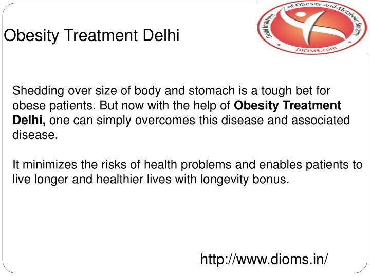 Obesity Treatment Delhi