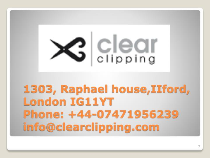 1303, Raphael