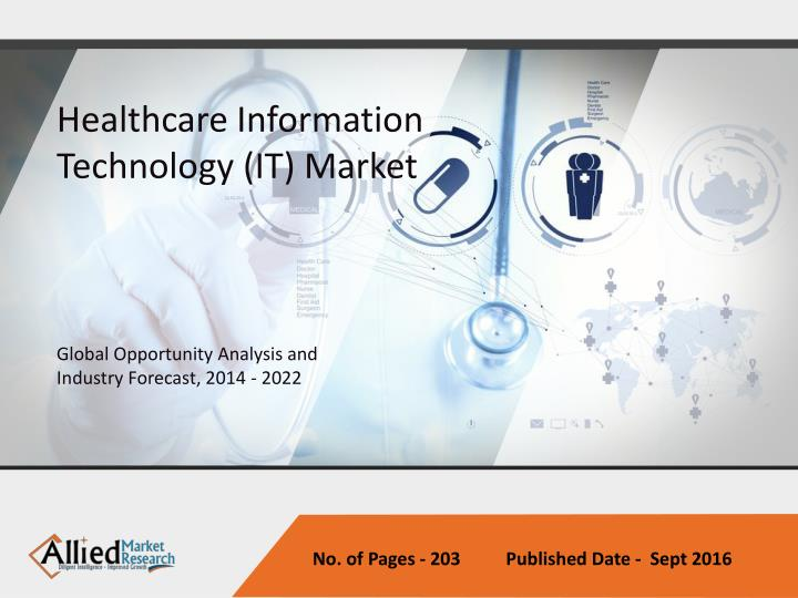 Healthcare Information Technology (IT