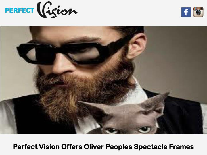 Perfect Vision Offers