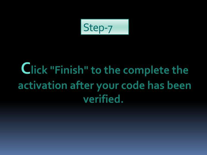 Step-7