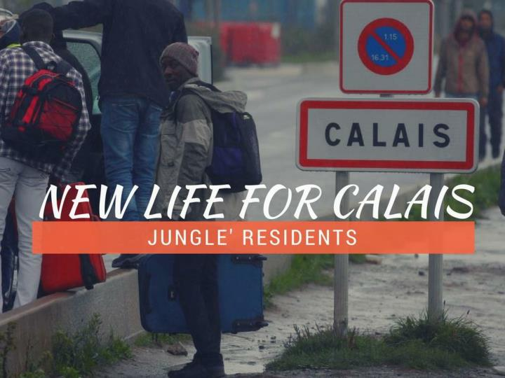 New life for calais wilderness residents