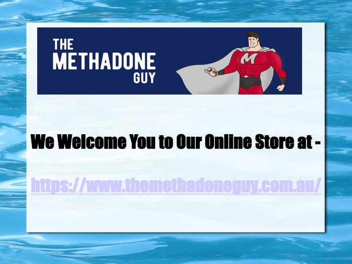 We Welcome You to Our Online Store at -