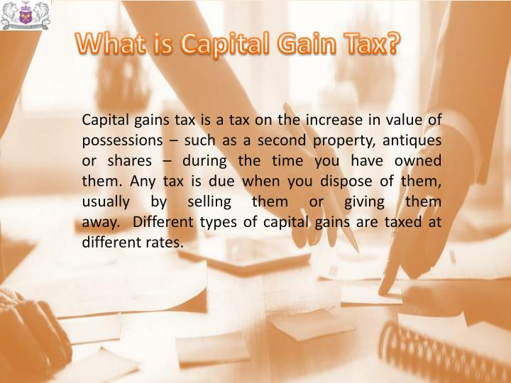What is Capital Gain Tax?